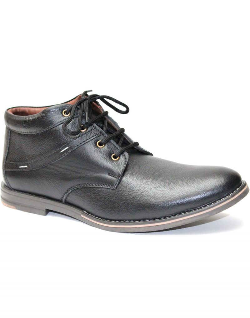 Buy Guava Black High Ankle Men