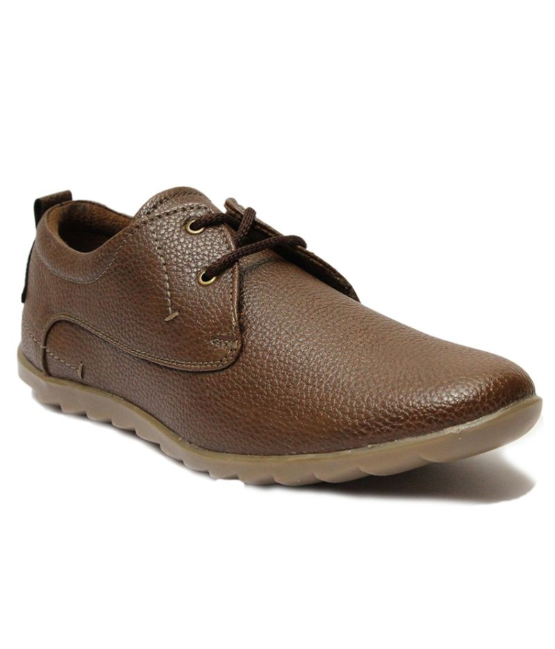 Buy Guava Wing Casual Shoe - Brown ( Gv15ja112 ) online