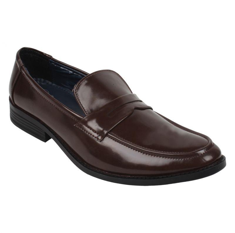 Buy Guava Shiny Dress Shoes - Brown - Gv15ja259 online