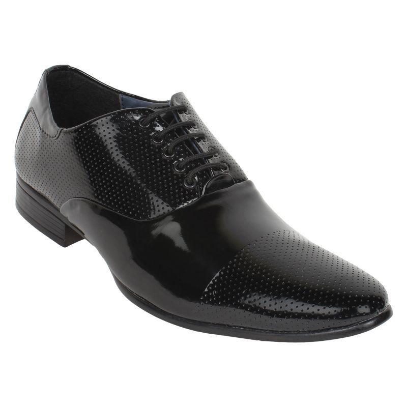 Buy Guava Patent Business Shoes - Black - Gv15ja263 online