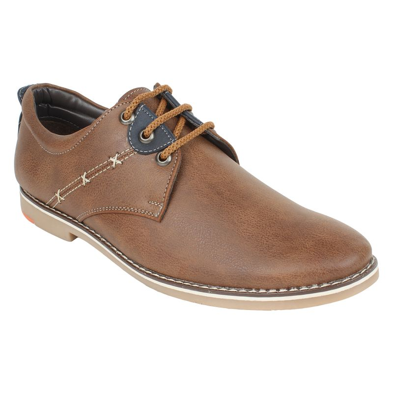 Buy Guava Men's Tan Casual Shoes online