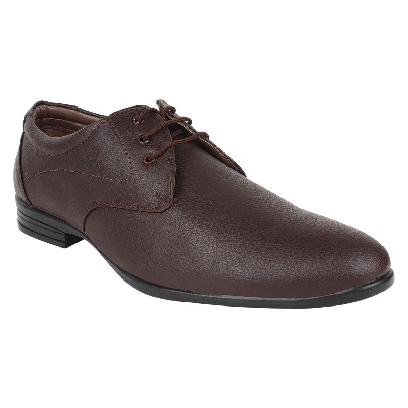 Buy Hirolas Derby Formal Shoes - Brown - Hrl16032 online