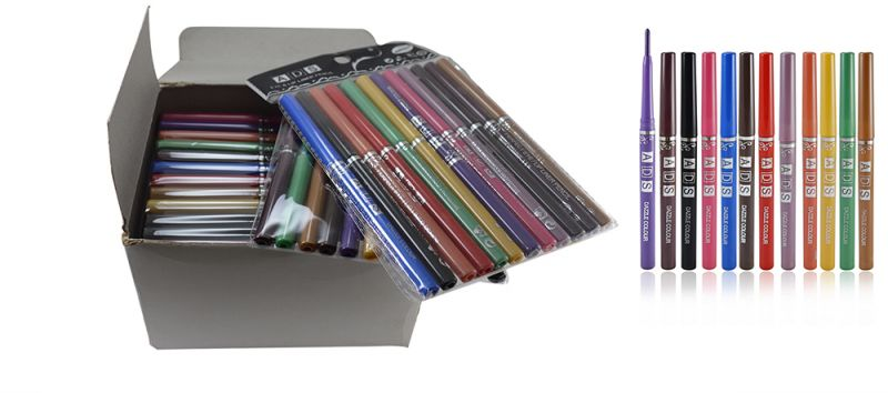 Buy Ads Dazzle Color Perfect Eye/Lip Liner Pack Of 1 Packet (Pack12) online