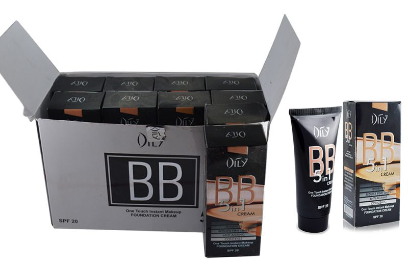 Buy Aily Bb 5In1 Foundation Cream Pack Of 12Pcs online