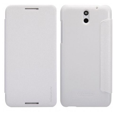 Buy Gci Flip Cover For Htc Desire 516(white) online