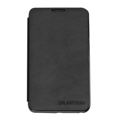 Buy Gci Flip Cover For Samsung Galaxy Note (black) online
