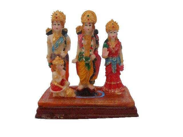 Buy Gci Marble Beautiful Colorful Seeta RAM Laxman Hanuman online