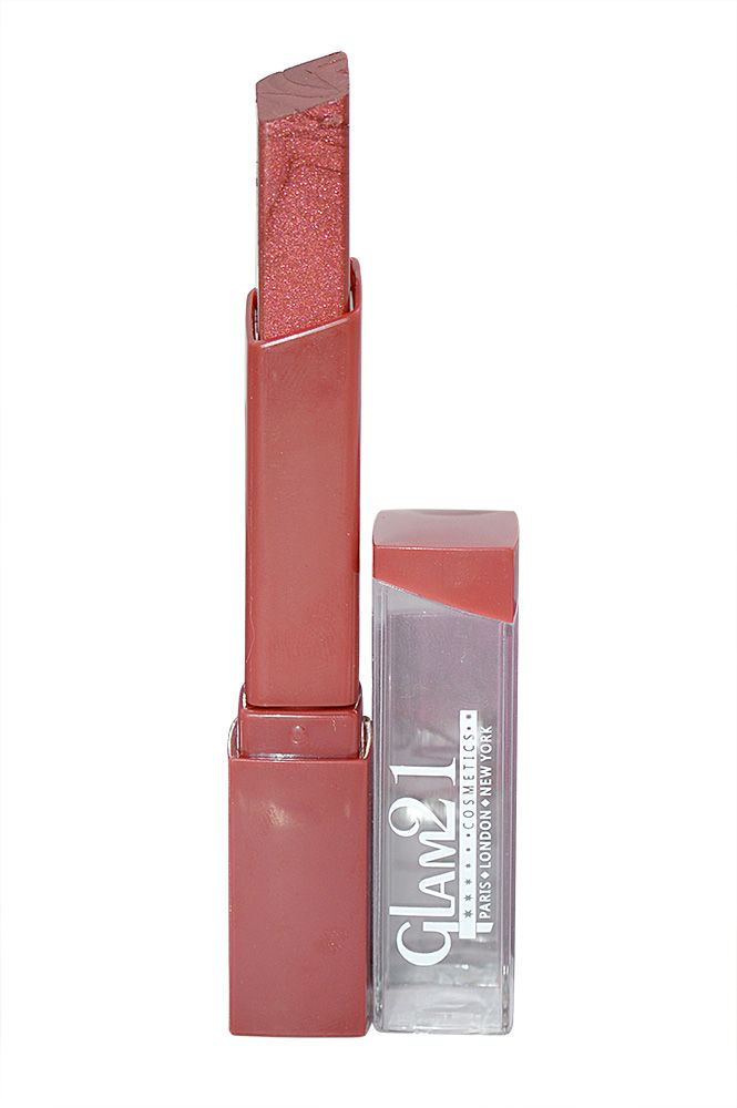 Buy Glam 21 Lipstick With Liner & Rubber Band - Rpaa-s14-(code-gm-s3188-s14-lpsk-lt28-m-eylnr-fl) online
