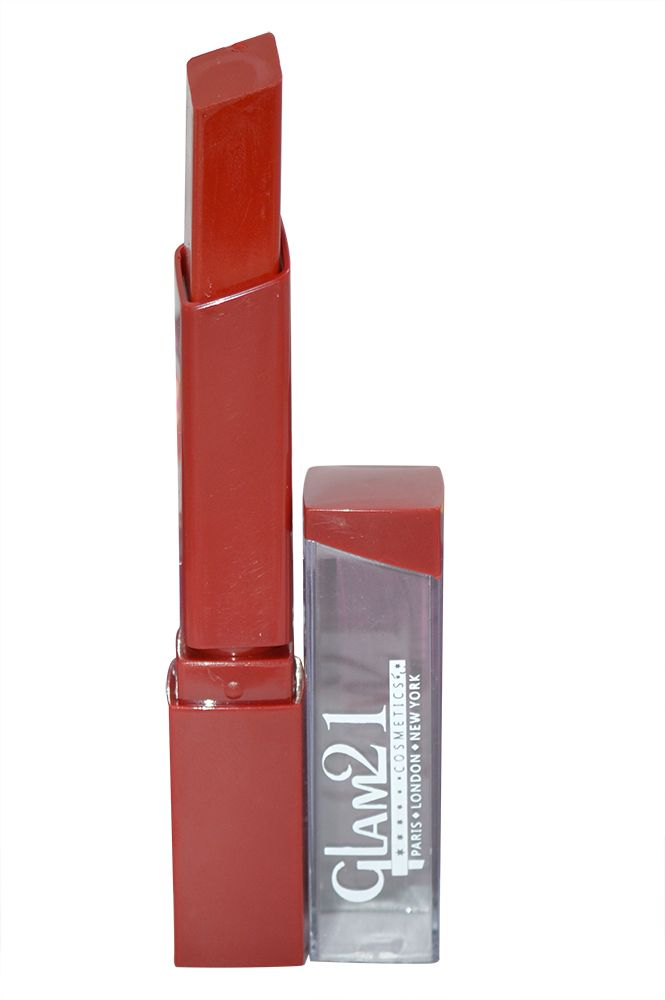 Buy Glam 21 Lipstick With Liner & Rubber Band - Rpaa-s22-(code-gm-s3188-s22-lpsk-lt28-m-eylnr-fl) online