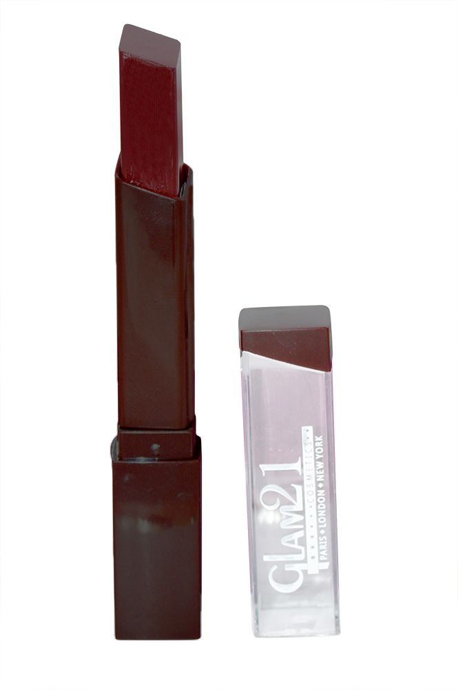 Buy Glam 21 Lipstick With Liner & Rubber Band - Rpaa-s5-(code-gm-s3188-s5-lpsk-lt28-m-eylnr-fl) online