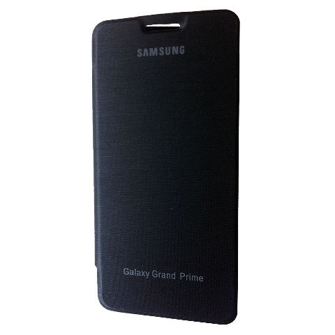 Buy Gci Flip Cover For Samsung Galaxy Grand Prime (black) online