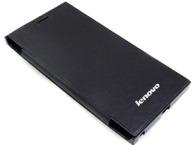 Buy Gci Flip Cover For Lenovo K900 (black) online