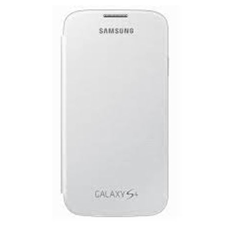 Buy Gci Flip Cover For Samsung Galaxy S4 (white) online