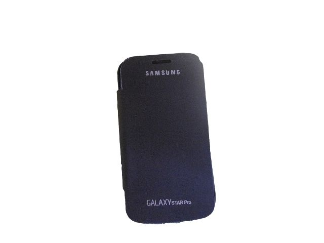 Buy Gci Flip Cover For Samsung Galaxy Star Pro (black) online