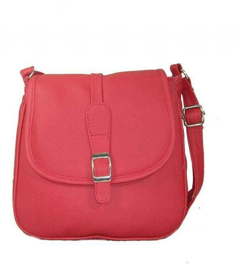 Buy Estoss Red Designer Sling Bag For Womens Online | Best Prices ...