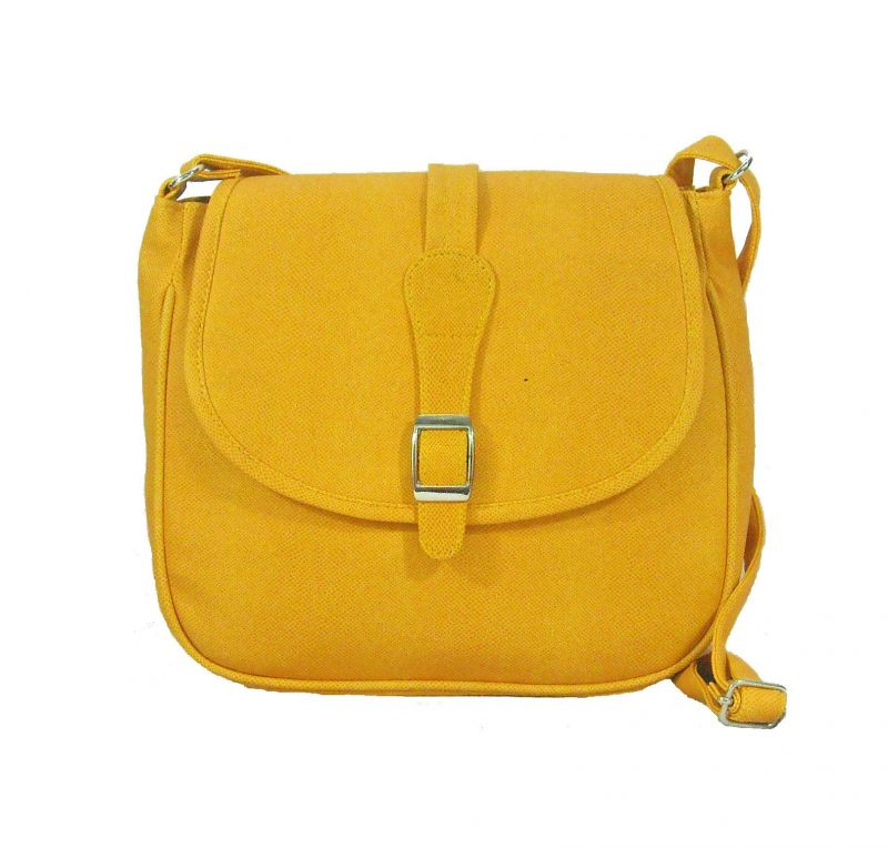 Buy Estoss Yellow Designer Sling Bag For Womens Online | Best ...