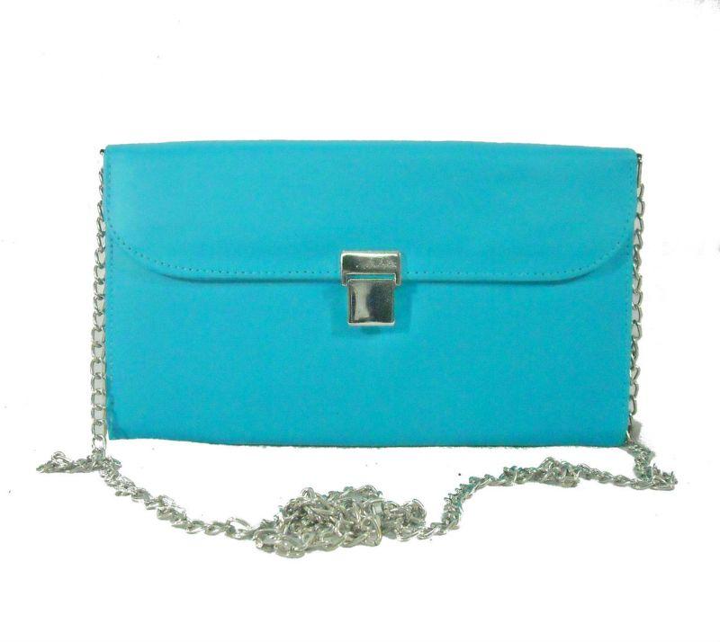 Buy Estoss Classy Blue Clutch Cum Sling Bag Online | Best Prices ...