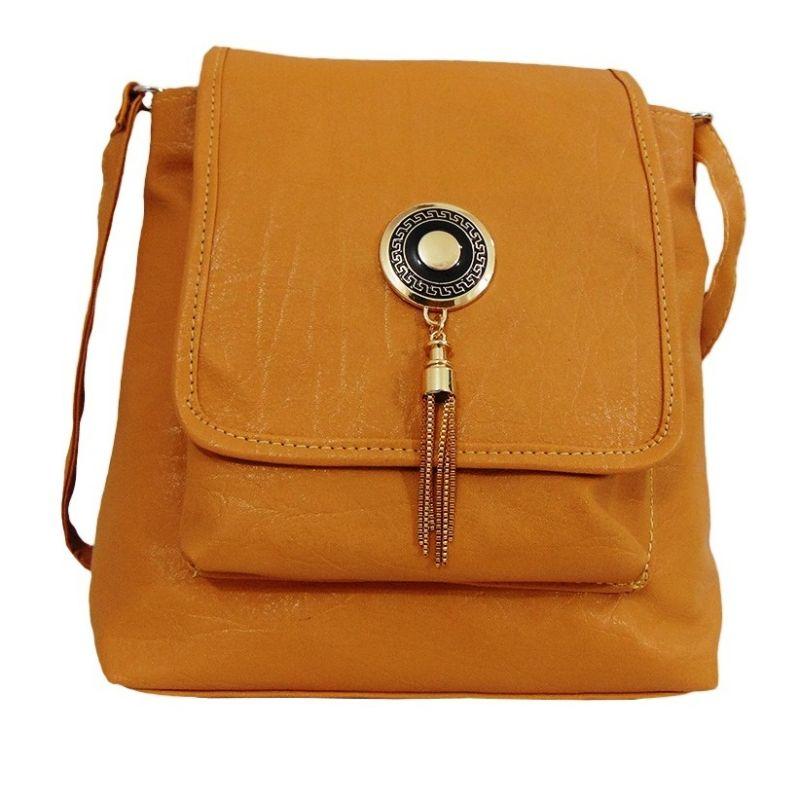 Buy Estoss Beige Sling Bag online