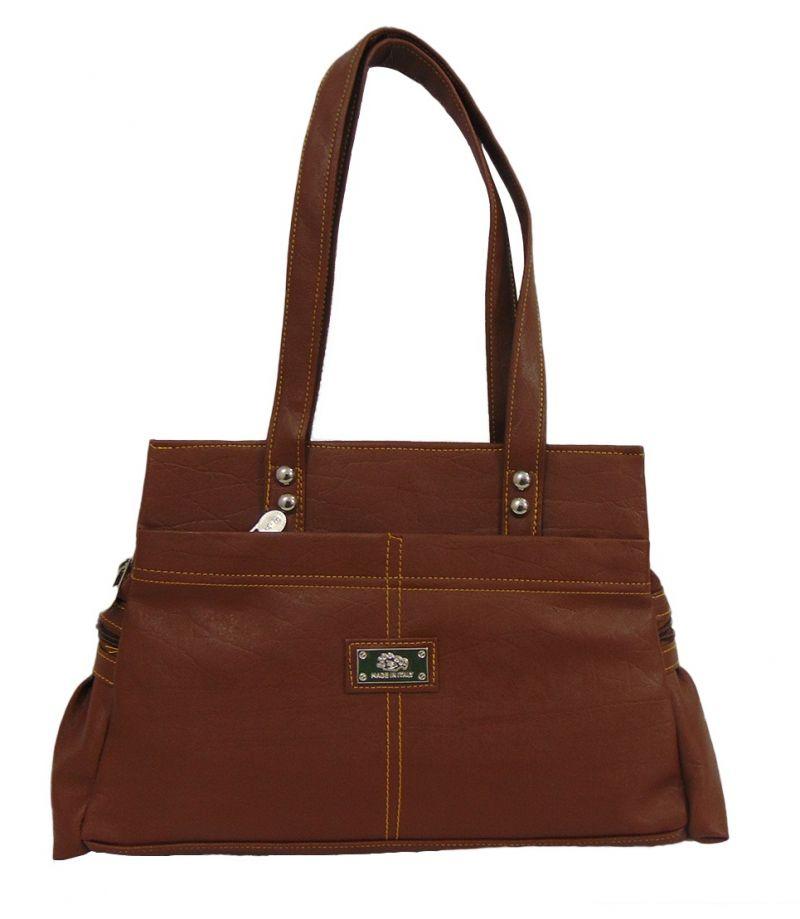 Buy Estoss Mest5801 Brown Handbag online