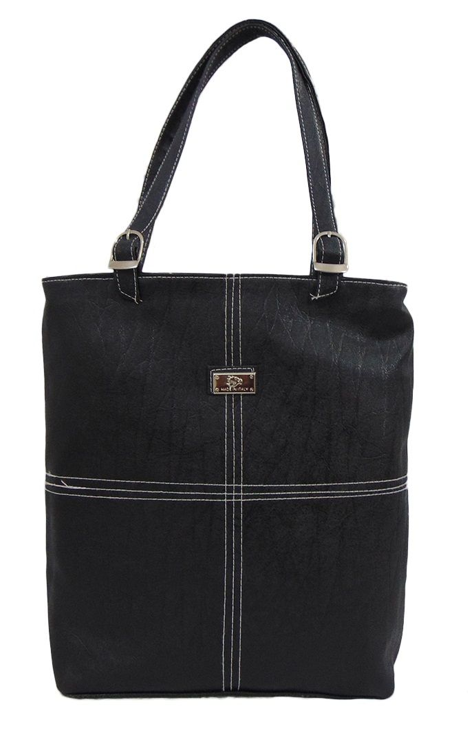 Buy Estoss Black Handbag online