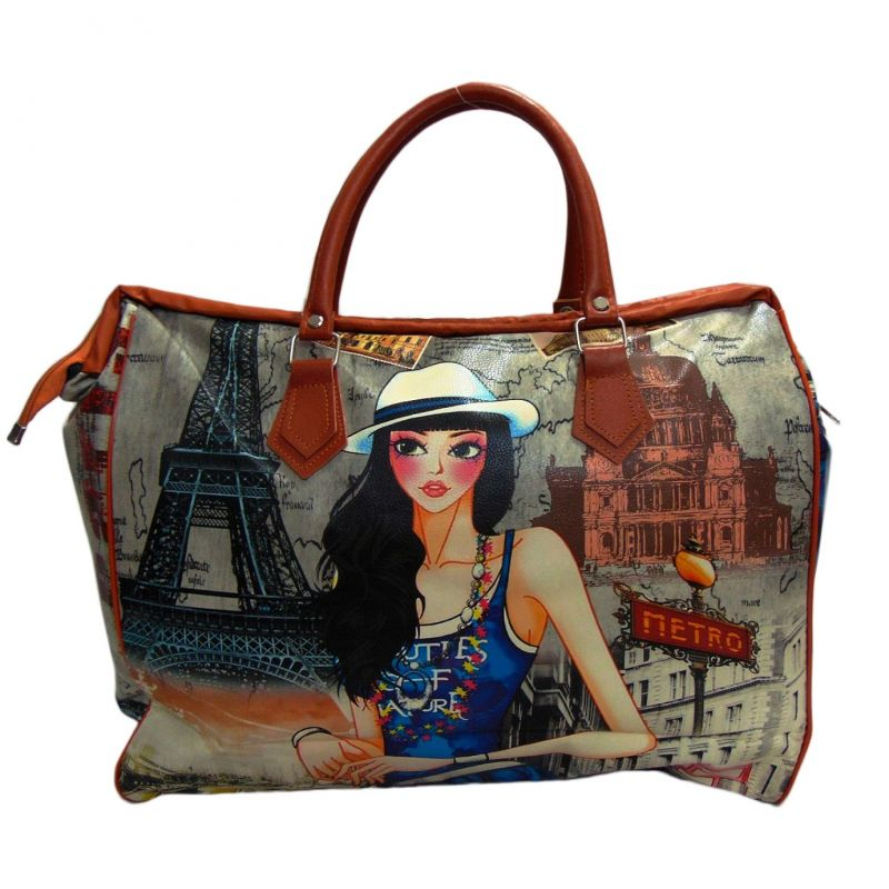 Buy Estoss Mest6005 Brown Handbag online