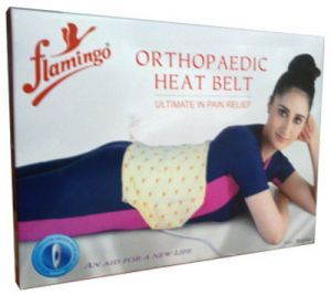 Buy Flamingo Orthopaedic Heat Belt (extra Large) Heating Pad online