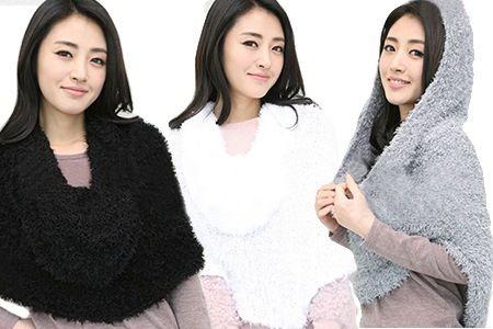 Buy Multi-functional Magic Scarf Soft Hot Fashion Head Snood Neck Warmer online