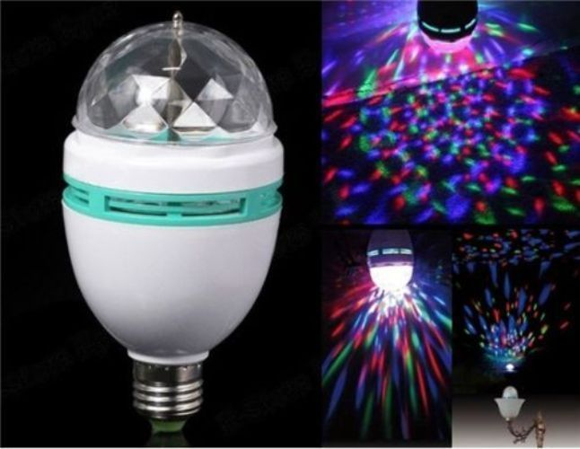 Buy LED Rotating Mini Party Light online