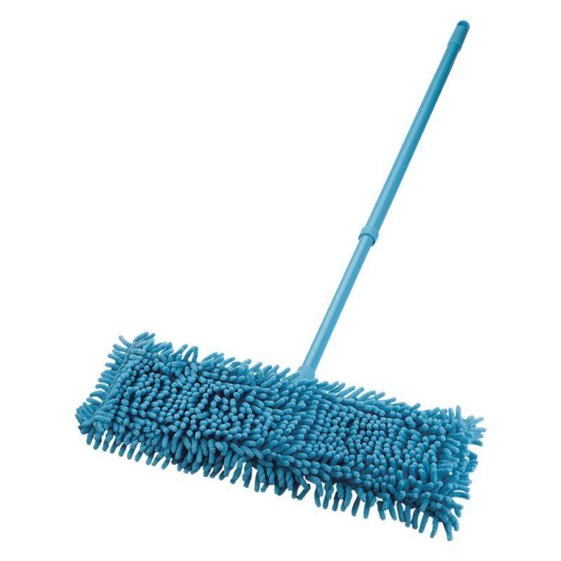 Buy Zibo - Chenille Microfiber Mop For Dusting, Sweeping & Polishing Floors online