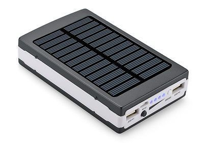 Buy 10000mah Solar Mobile Charger online