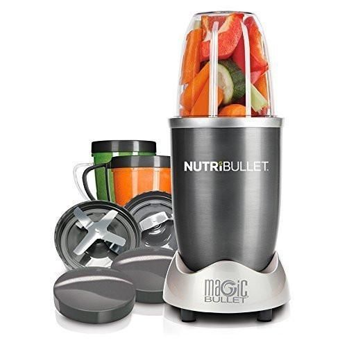 Buy Tuzech Nutribullet Nbr-1212M 600-Watt High-Speed Blender/Mixer System (Grey) online