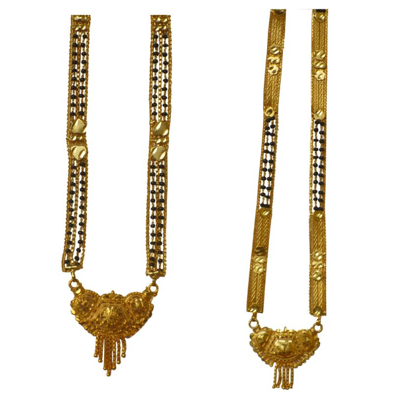 Buy Sondagar Arts Latest Mangalsutra Combo Offers For Women online