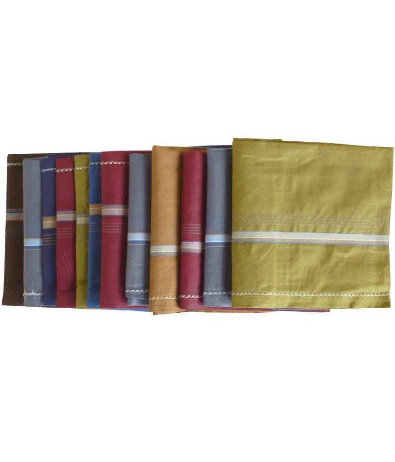 Buy Sondagar Arts Mens Handkerchief Online Sahk2_12 online