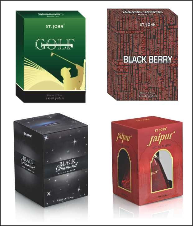 Buy St.john-vijohn Golf & Black Berry & New Jaipur With Taster & Black Diamond With Taster-(code-vj167) online