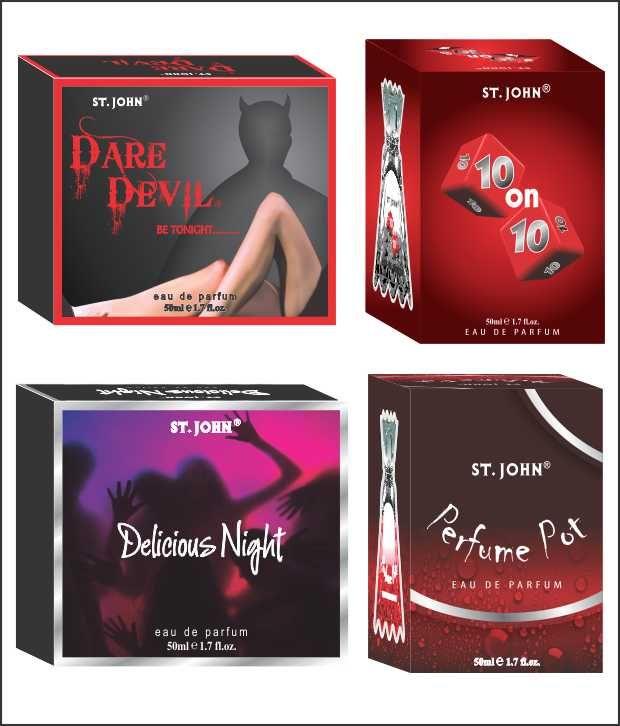 Buy St.john-vijohn Perfume Gift Set-(code-vj209) online