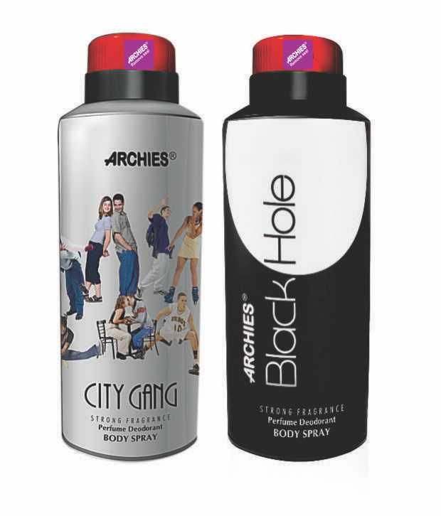 Buy Archies Deo City Gang & Black Hole online