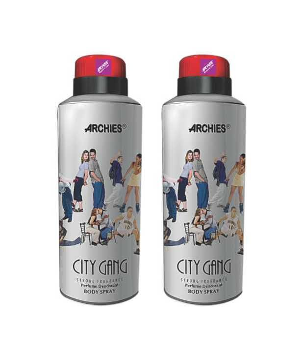 Buy Archies Deo City Gang (Set Of 2) online