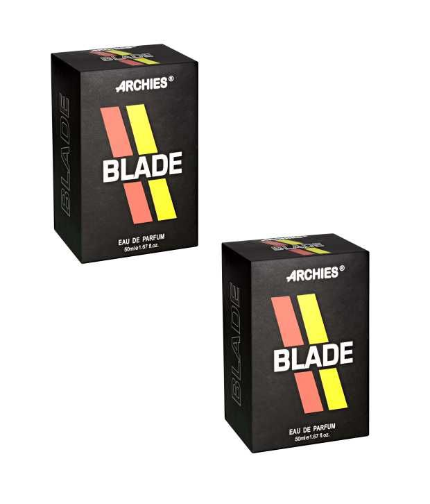 Buy Archies Perfume Blade (set Of 2)-(code-vj693) online