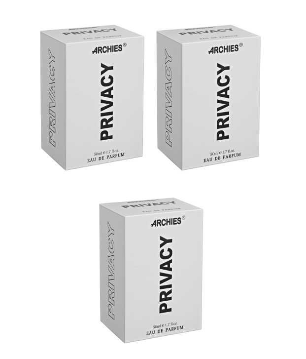 Buy Archies Perfume Privacy (Set Of 3) online