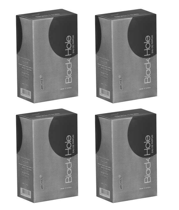Buy Archies Perfume Black Hole (Set Of 4) online