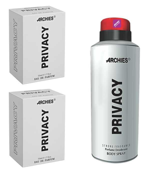 Buy Archies Perfume Privacy & Privacy & Deo Privacy online
