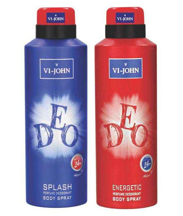 Buy St.Johnvijohn Deo Splash & Energetic online