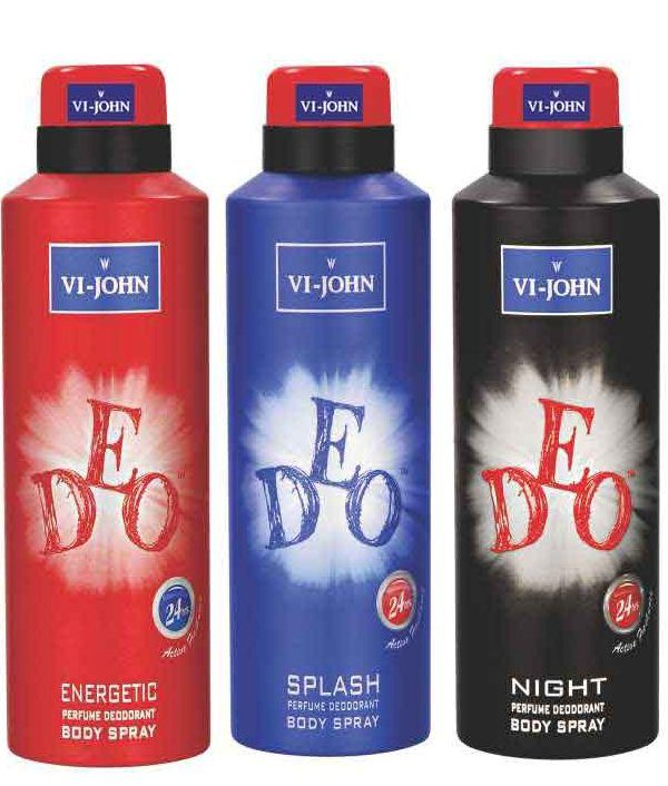 Buy St.Johnvijohn Deo Splash & Night & Energetic online