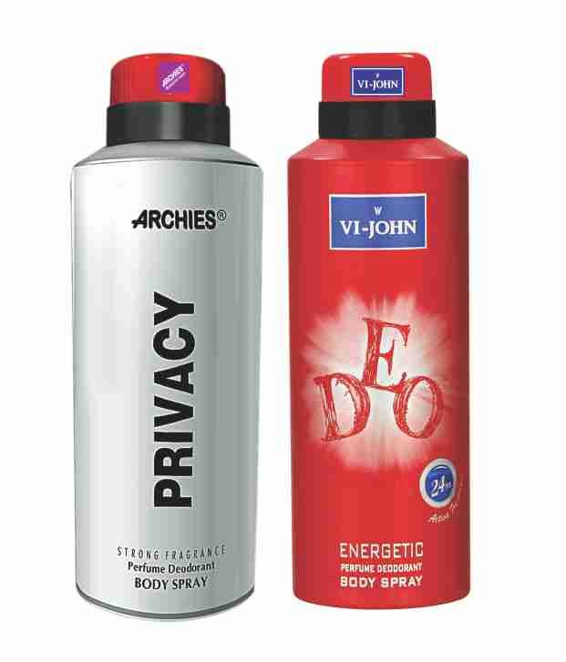 Buy Archies Deo Privacy & Vijohn Deo Pure-(code-vj836) online