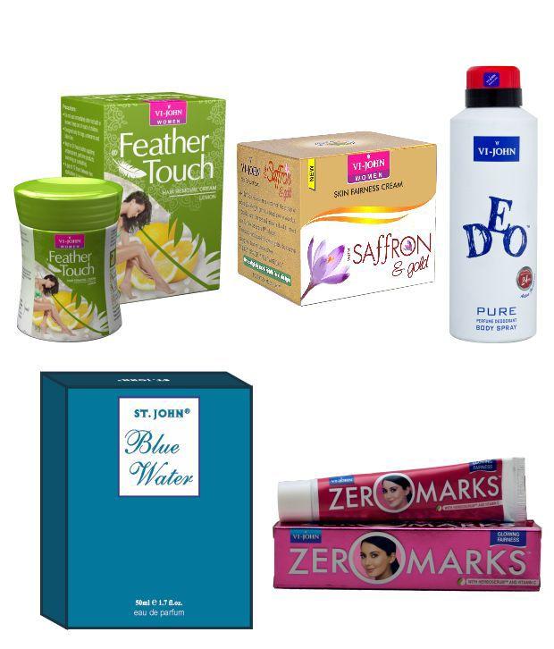 Buy St.john-vijohn Vijohn Women Care Kit-(code-vj274) online