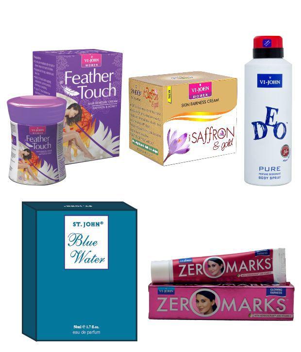 Buy St.john-vijohn Vijohn Women Care Kit-(code-vj276) online