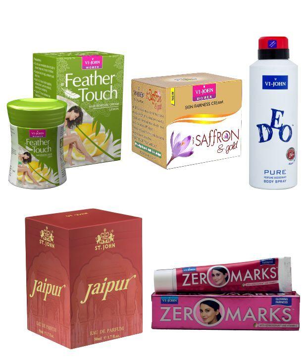 Buy St.john-vijohn Vijohn Women Care Kit-(code-vj282) online