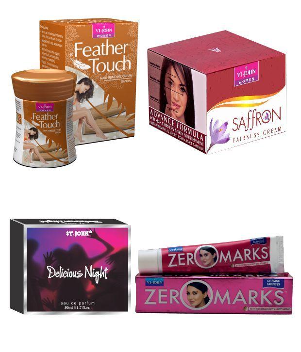 Buy St.john-vijohn Vijohn Women Care Kit-(code-vj339) online