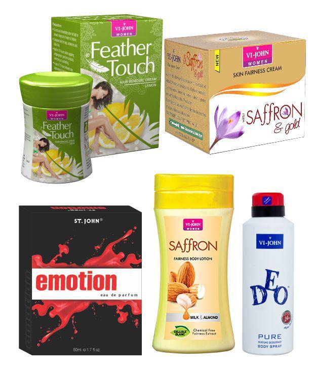 Buy St.john-vijohn Vijohn Women Care Kit-(code-vj358) online