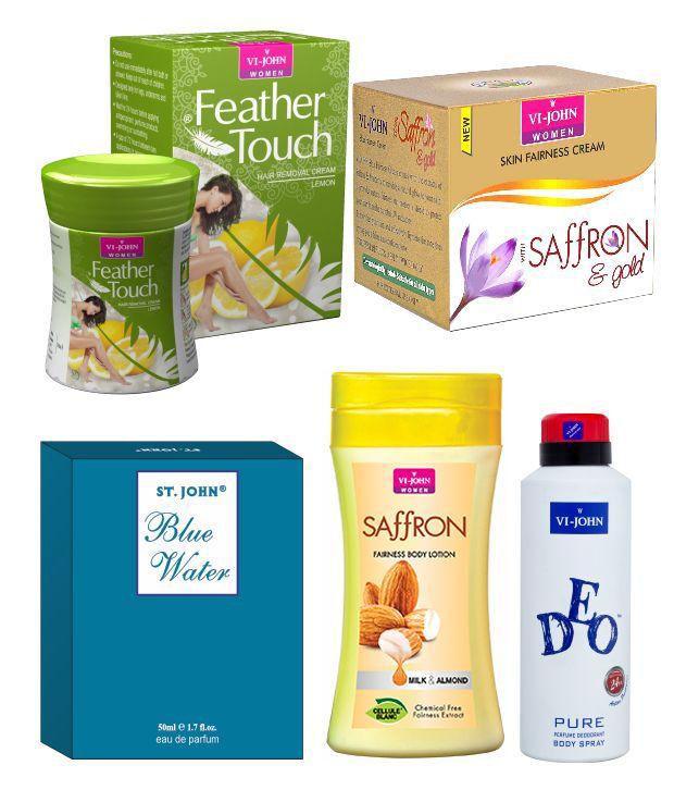 Buy St.john-vijohn Vijohn Women Care Kit-(code-vj352) online